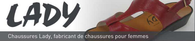 Lettre d'information chaussures-lady.fr